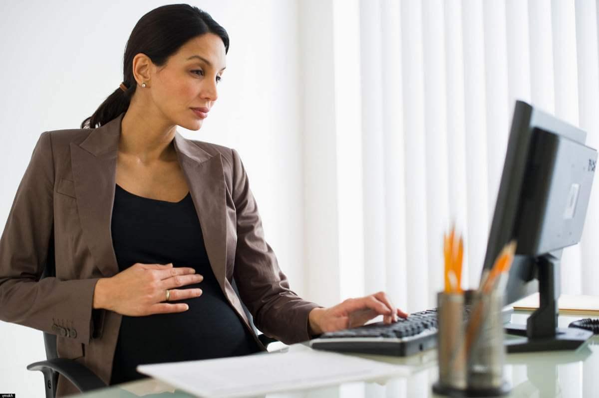 Когда говорить на работе что беременна 98