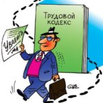 увольнение трудовой кодекс