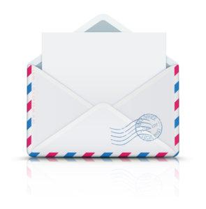 отправка заявления письмом