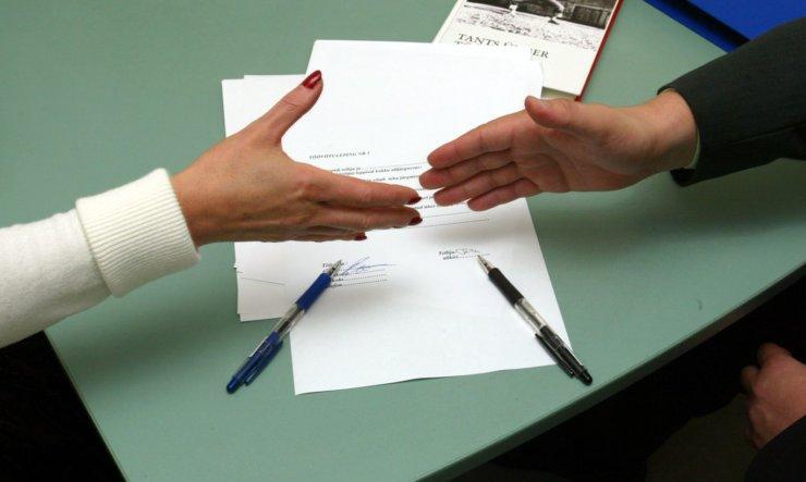 срочный трудовой договор