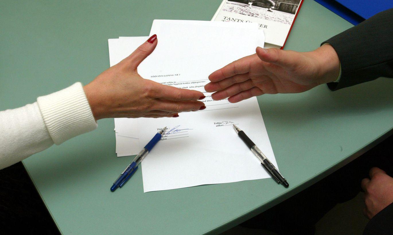 На какой срок можно заключать трудовой договор