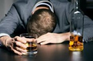 Нахождение на работе в стадии алкогольного опьянения