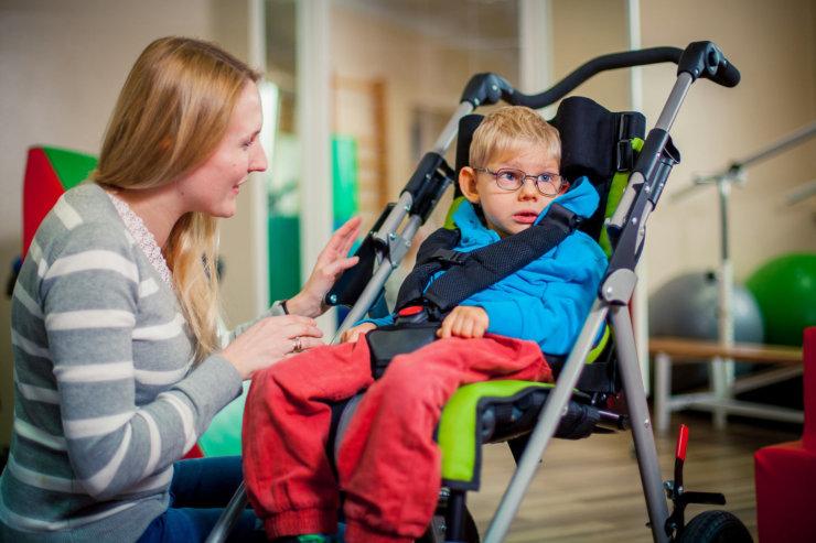 Отпуск по уходу за ребенком-инвалидом