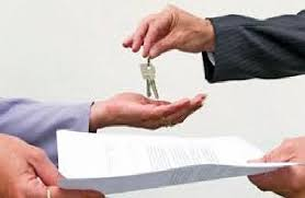 Передача документов и имущества