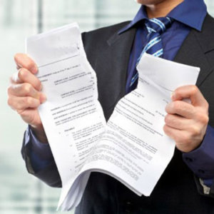Основания для преждевременного расторжения трудового контракта