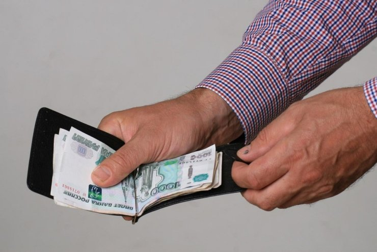 Невыплата заработной платы