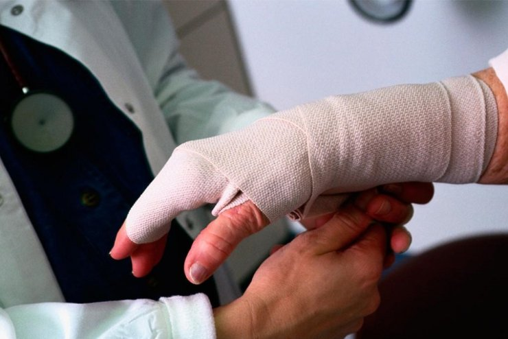 Служебные травмы страхование